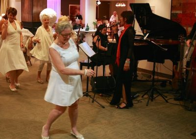 Orchestre de danse - Résidene pour aînés L'Image d'Outremont