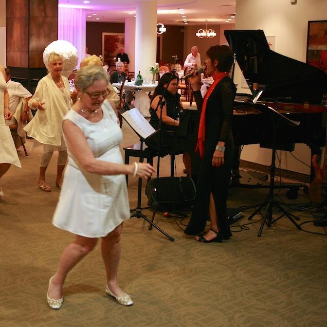 Orchestre de danse - Résidene pour aînés
